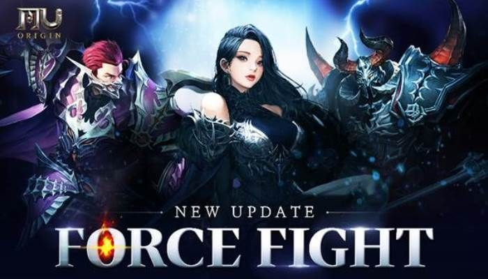 MU Origin Introduces the New Force War Event , the Pet Awake System & Much More
