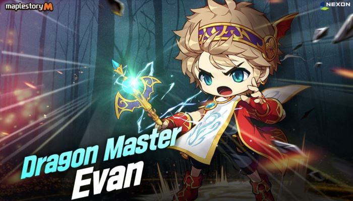 MapleStory M Brings the New Evan Class & Mini-Games to Players