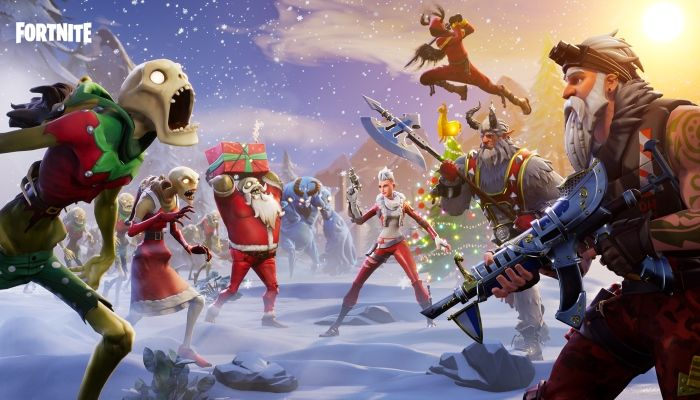 14 Days of Fortnite Brings Winter Fun to Everyone Starting December 19th