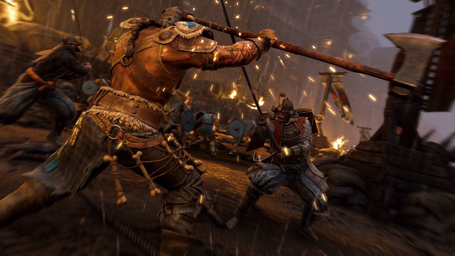 For Honor outlines an ambitious 3rd year of content