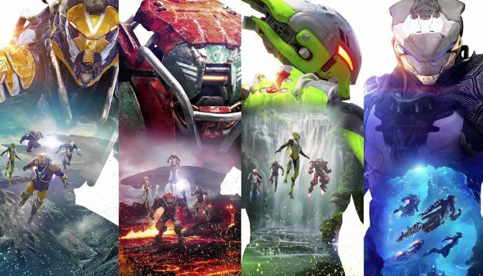 Anthem VIP and Open Demo Dates & Details - MMORPG.com