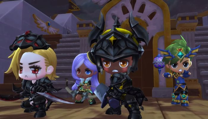 MapleStory 2: Skybound Phase 2 to Launch on January 10th - MMORPG.com