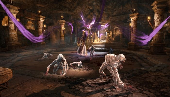 Sapiens Mausoleum Dungeon & Basel Gorge Certificate of Valor Coming to Bless Next Week - Bless Online News