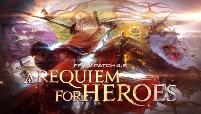 Final Fantasy XIV: A Requiem for Heroes Patch Notes Arrive - MMORPG com