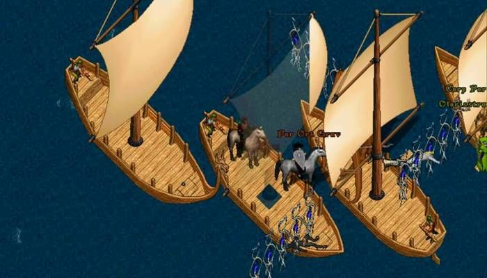 Lots of New High Seas Action Coming to Ultima Online