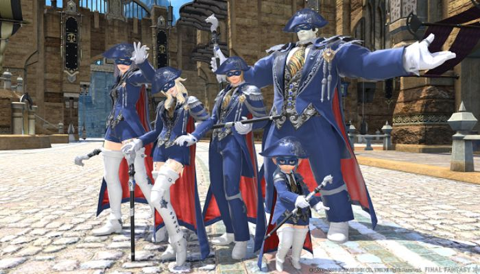 Final Fantasy XIV's Lodestone Peeks at the Blue Mage