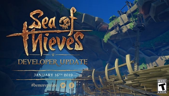 Sea of Thieves' Client is Trimming Down But You'll Have to Reinstall Soon