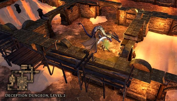 Legends of Aria Early Access Release Now Slated for 'Early Spring'