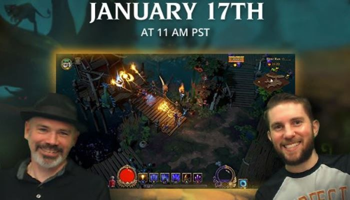 Today's Torchlight Frontiers Stream will Discuss the Importance of Community in the Process