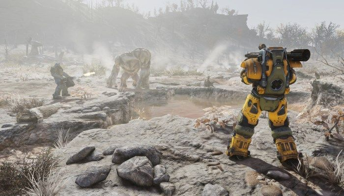 Fallout 76 Devs Want Community Feedback on In-Game Events