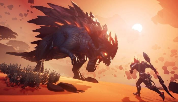 Latest Dauntless Update Brings a New Behemoth & Customization Improvements