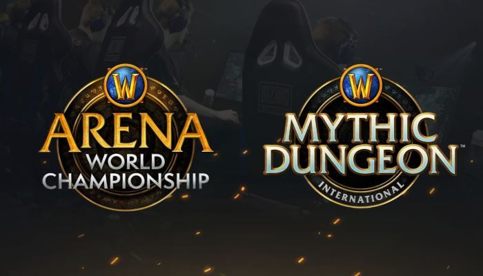 Players Will Help Crowdfund World of Warcraft's Two Esports Championships
