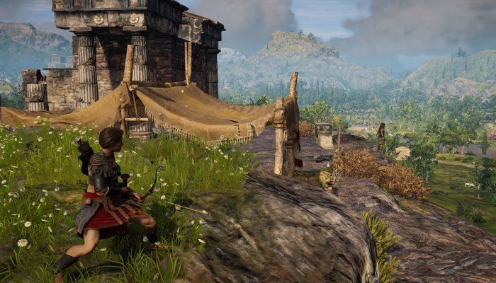Assassin's Creed Odyssey as Therapy Has Helped One Stroke Victim Cope with Lingering Issues