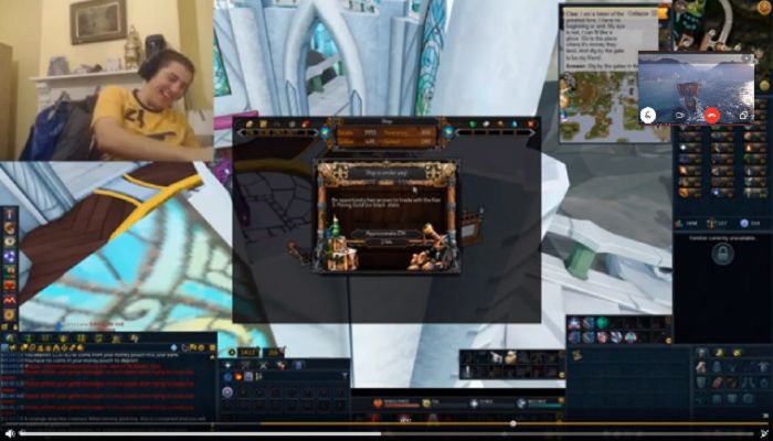 Jagex Permanently Bans Twitch Streamer for Telling a Suicidal Person to Kill Themselves on Air
