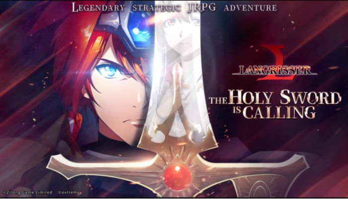 Langrisser Mobile Launches Today - 'The Holy Sword is Calling'