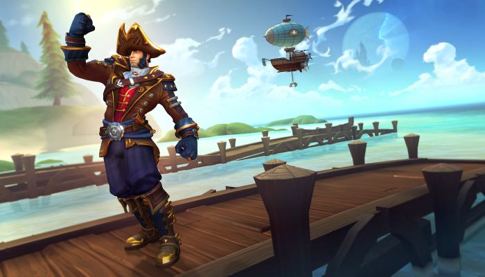Realm Royale Goes Free to Play on Both XBox One and