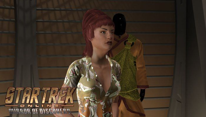Star Trek Online to Receive Updates to Character Art with Mirror of Discovery