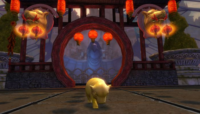 Head to Divinity's Reach to Celebrate Lunar New Year in Guild Wars 2