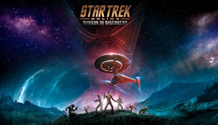 Star Trek Online for PC Updated with Mirror of Discovery