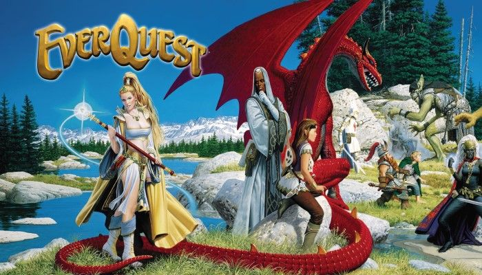 Living the Legacy of EverQuest for Its 20th Anniversary