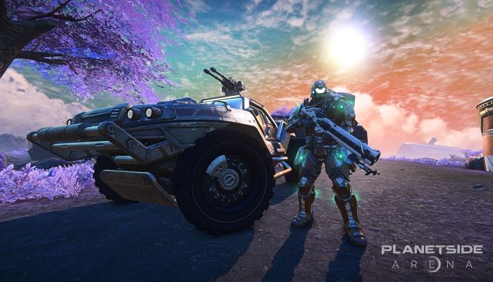 PlanetSide Arena to Enter Closed Beta On January 30th in Preparation to Launch of March 26th