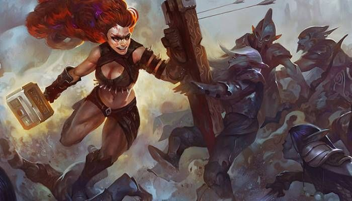Crowfall Devs Roll Out Capture Point Testing
