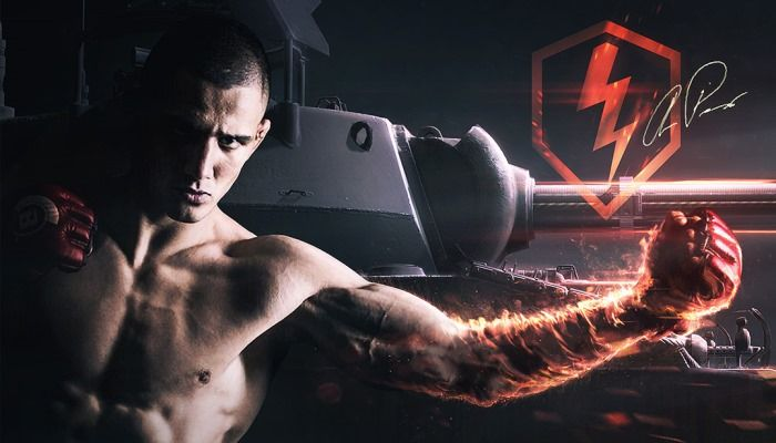World of Tanks Blitz Partners with MMA Fighter Aaron Pico - MMORPG.com