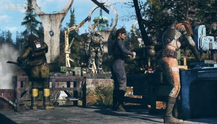 Fallout 76 Patch 5 Rolling Out Today with Balance & Design Changes
