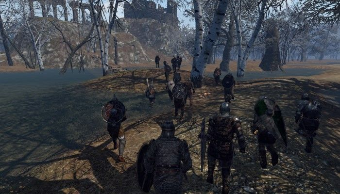 Gloria Victis Team Adds Frontline Battles to Enhance & Improve Open World PvP