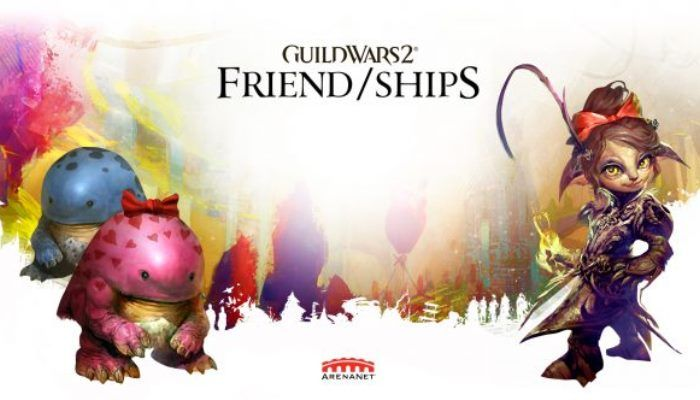 ArenaNet Invites Players to Share Their Friend/Ships for a Chance of a Trip to Gamescom - Guild Wars 2 News