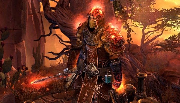 Grim Dawn Team Reveals the Forgotten Gods World Map