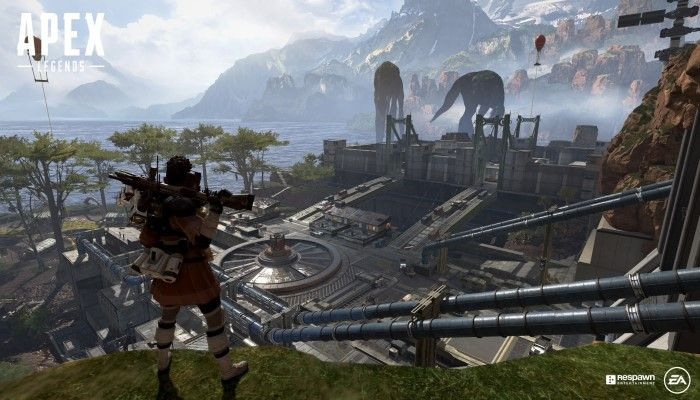 Apex Legends is a F2P, Multiplatform Battle Royale Game & It's Available Right Now - Apex Legends News