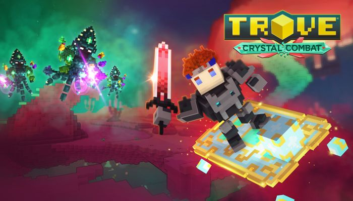 Crystal Combat Now Available for Trove Console Players