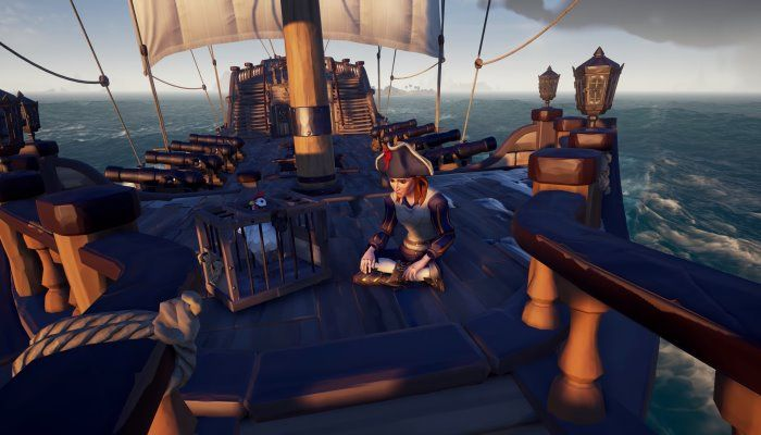 No More Lonely Pirates Thanks to the Sea of Thieves Friends Play Free Event - MMORPG.com