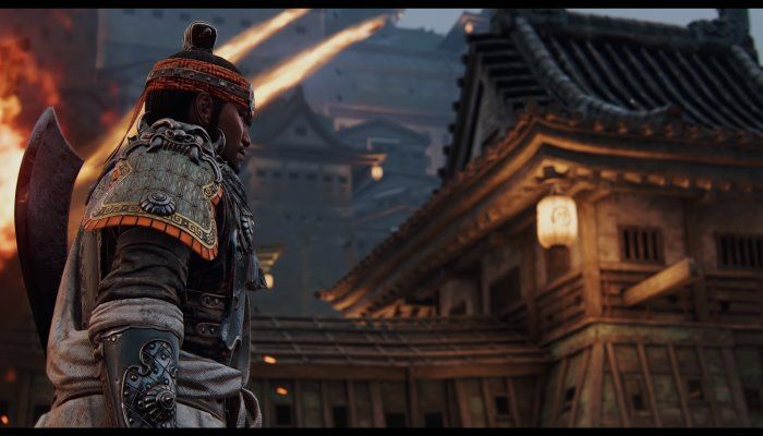 For Honor Players Can Check Out the Wu Lin Heroes Through February 12th