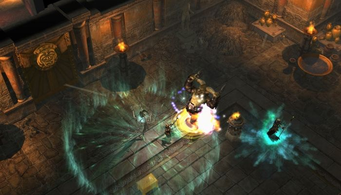 Titan Quest Team is 'Working on a Major New Build That's Going to Change Quite a Few Things'
