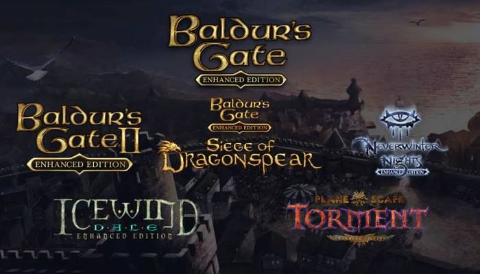 A Host of Best-Loved RPGs Coming to Consoles in 2019 - Planescape Torment, Neverwinter Nights & More