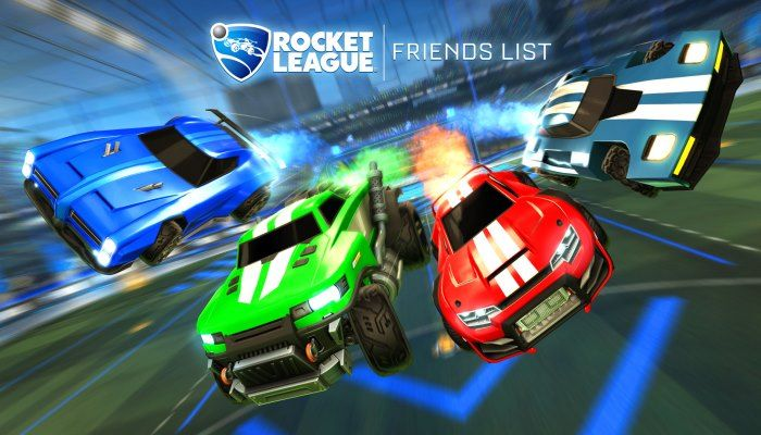 Rocket League's Friends Update Will Add a Cross Platform Friends List & Party Tools - MMORPG.com