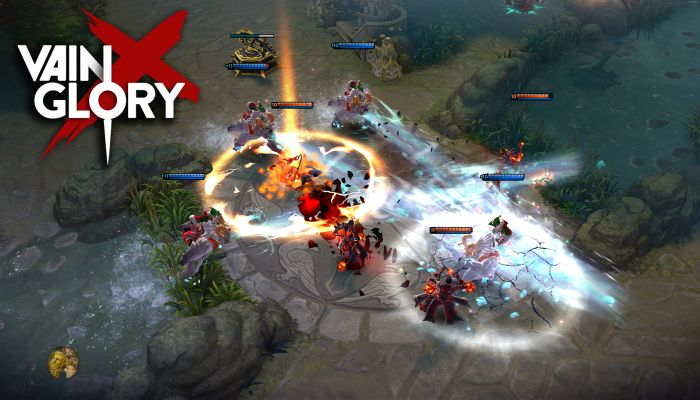 Vainglory Launches On Steam with Full Cross-Platform Compatibility - Vainglory News