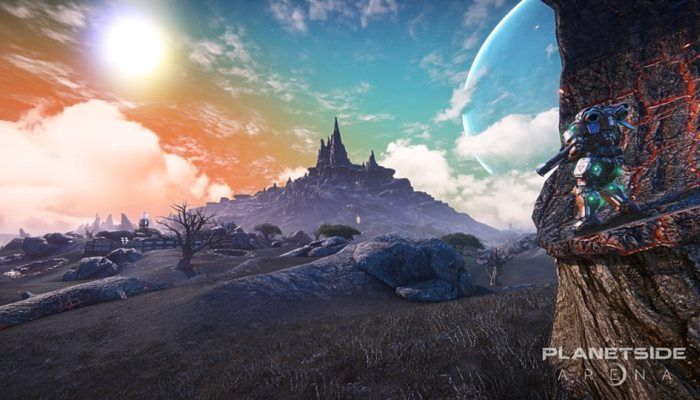 PlanetSide Arena Delayed Again, Steam Pre-Order Refunds Offered