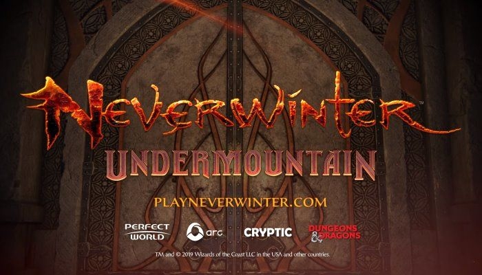 Undermountain is the Largest Expansion Ever for Neverwinter