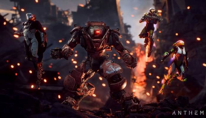 Anthem Team Details Day 1 Patch that Addresses a Host of Bugs & Feature Improvements