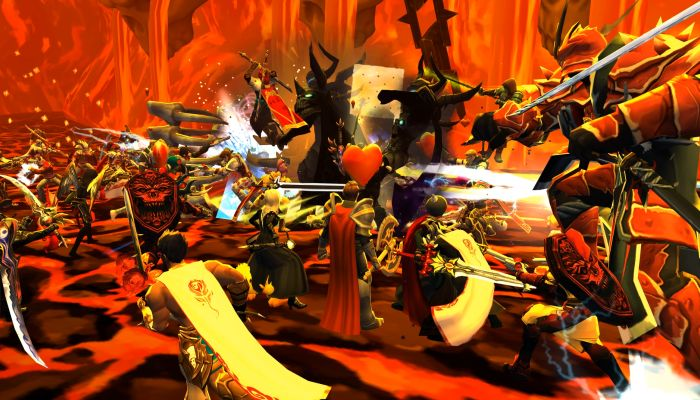 First PvP-Themed Update Coming to AdventureQuest 3D in March