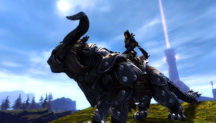 Warclaw Mount Coming to Guild Wars 2 On February 26th - Only Available in WvW
