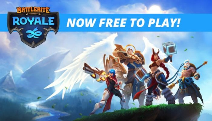 MOBA Brawler Battlerite Royale is Now Free to Play on Steam