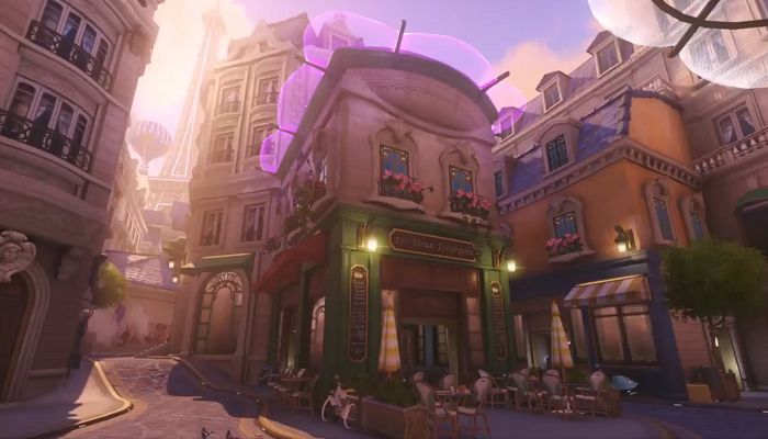 Paris Assault Map Arrives in Overwatch for All Platforms