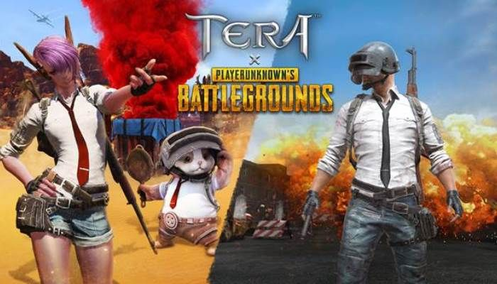 TERA x PlayerUnknown's Battlegrounds Collaboration to Kick Off on March 5th