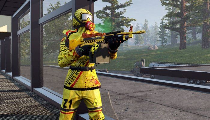 H1Z1 Battle Royale for PS4 Updated with Season 3