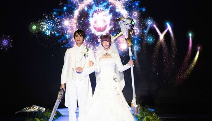 For About $31,500, You Can Have an 'Official' Final Fantasy XIV Wedding in Japan