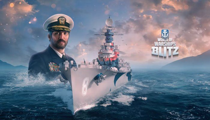Take a Hockey Superstar Aboard Your Ship in World of Warships Blitz